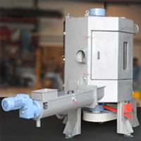 Vertical Dryer Saves Energy
