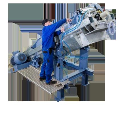 Model FA 60/300 Friction Washer