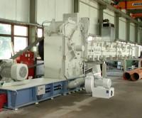 Heavy Pipe & Profile Granulators SMR