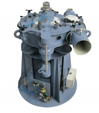 PU Series Pulverizers with Horizontally Oriented Tooling